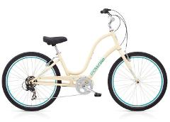 4 Hour Comfort Cruiser Bike Hire @ The Bike Shed - Pencarrow