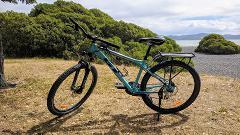 Comfort Mountain Bike Hire Full Day @ Days Bay