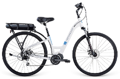 E-bikes 4 Hour Hire @ The Bike Shed - Pencarrow