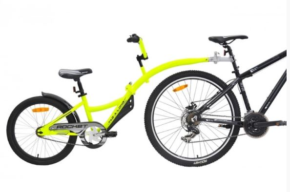 Trailer Bikes 8 Hour Hire @ The Bike Shed - Pencarrow