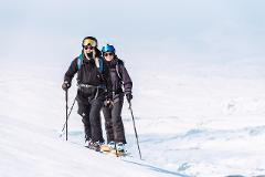 Topptur heldag / Ski touring Riksgränsen (3643-623)