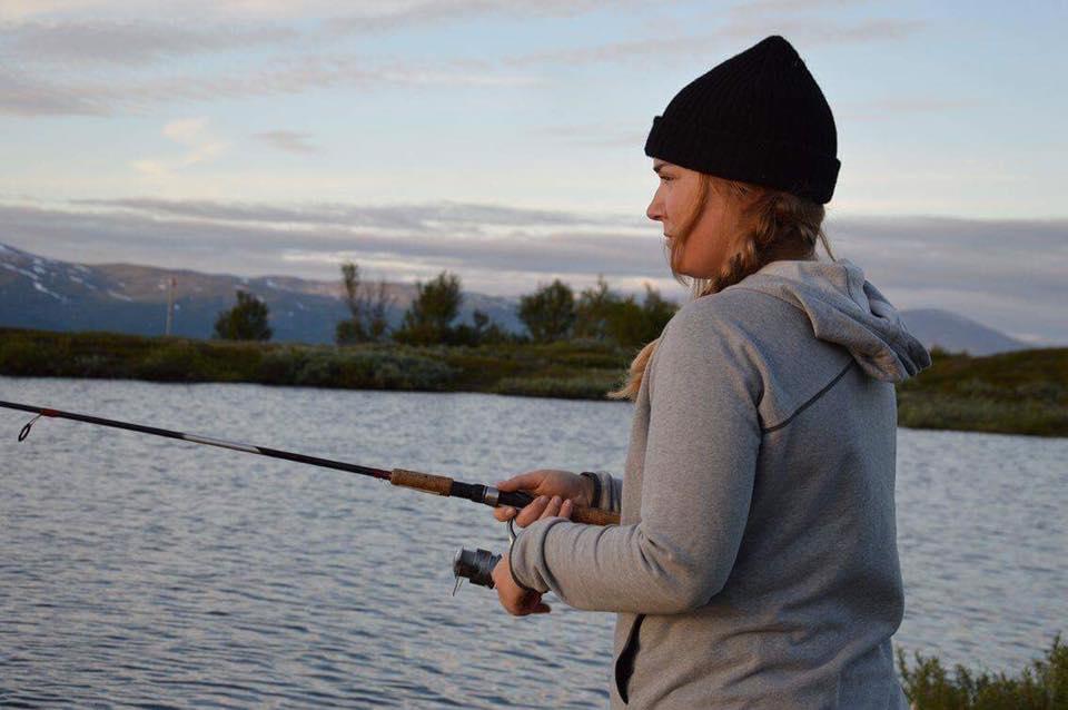 Fjällfiske med fika/Fishing tour (3643-620)