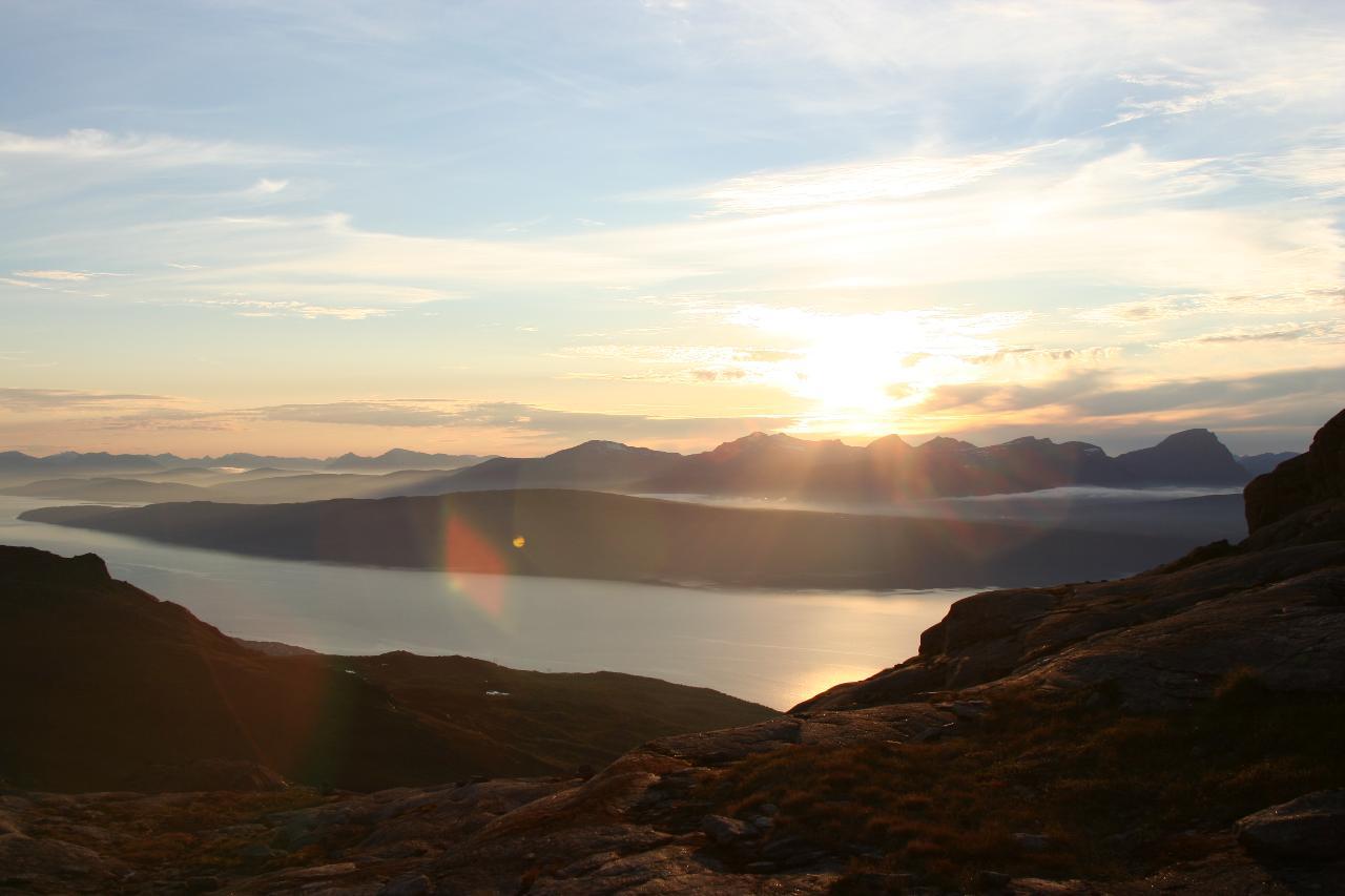 Fjäll till Fjord / Mountain to Fjord (3643-620)