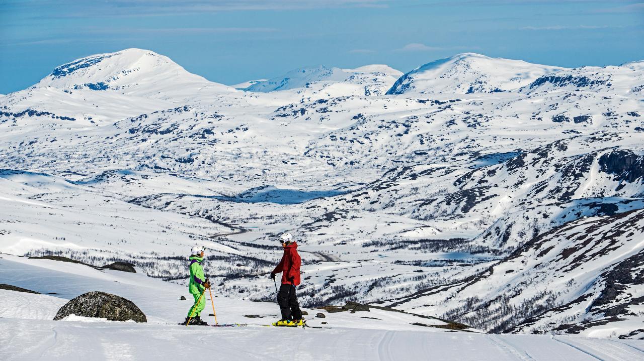 Private Ski lesson Riksgränsen (3630-623)