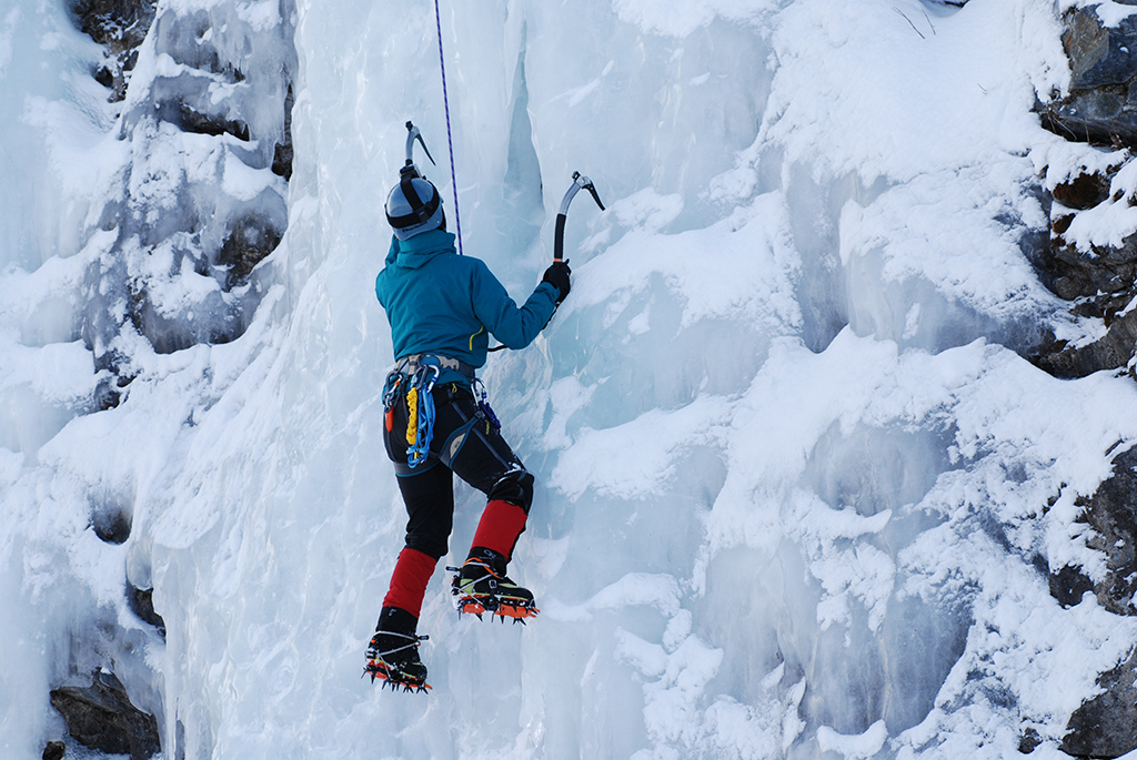 Ice Climbing (3631-620)