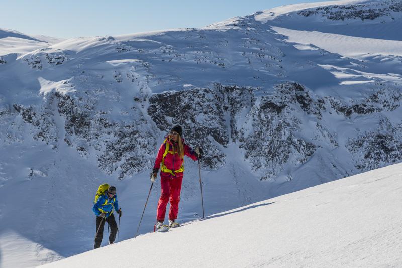 1313 - Topptursklassiker / 1313- A Ski touring Classic (3643-620)