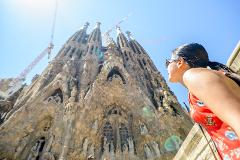Gaudi Highlights including La Sagrada Familia admission