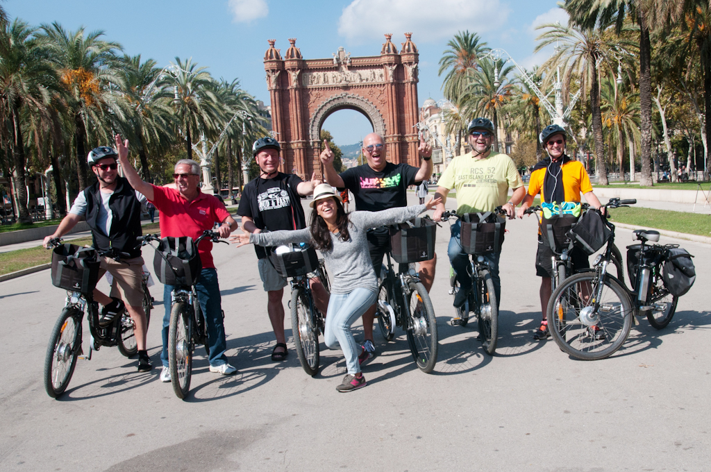 Book now: Gaudi Highlights eBike tour