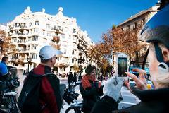 Gaudi Highlights eBike tour
