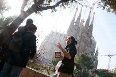 Gaudi Highlights including La Sagrada Familia admission