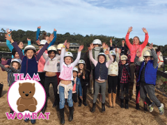 School Holiday Program - Team Wombat - Gift Card