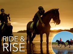 Ride & Rise plus Breakfast