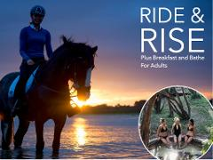Ride & Rise - plus Breakfast and Bathe at the Spa Dreaming Centre