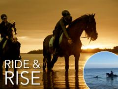 Ride & Rise plus Breakfast- INTRODUCTORY OFFER