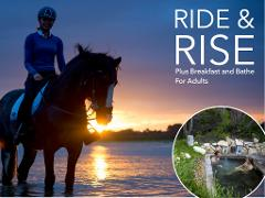 Ride and Rise plus Breakfast and Bathe - Gift Card