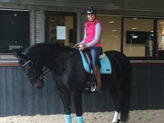 Private Riding Lesson (45 minutes) - (our horse)