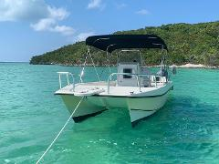Private Charter - Half Day (Small family, Max. 5 guests)