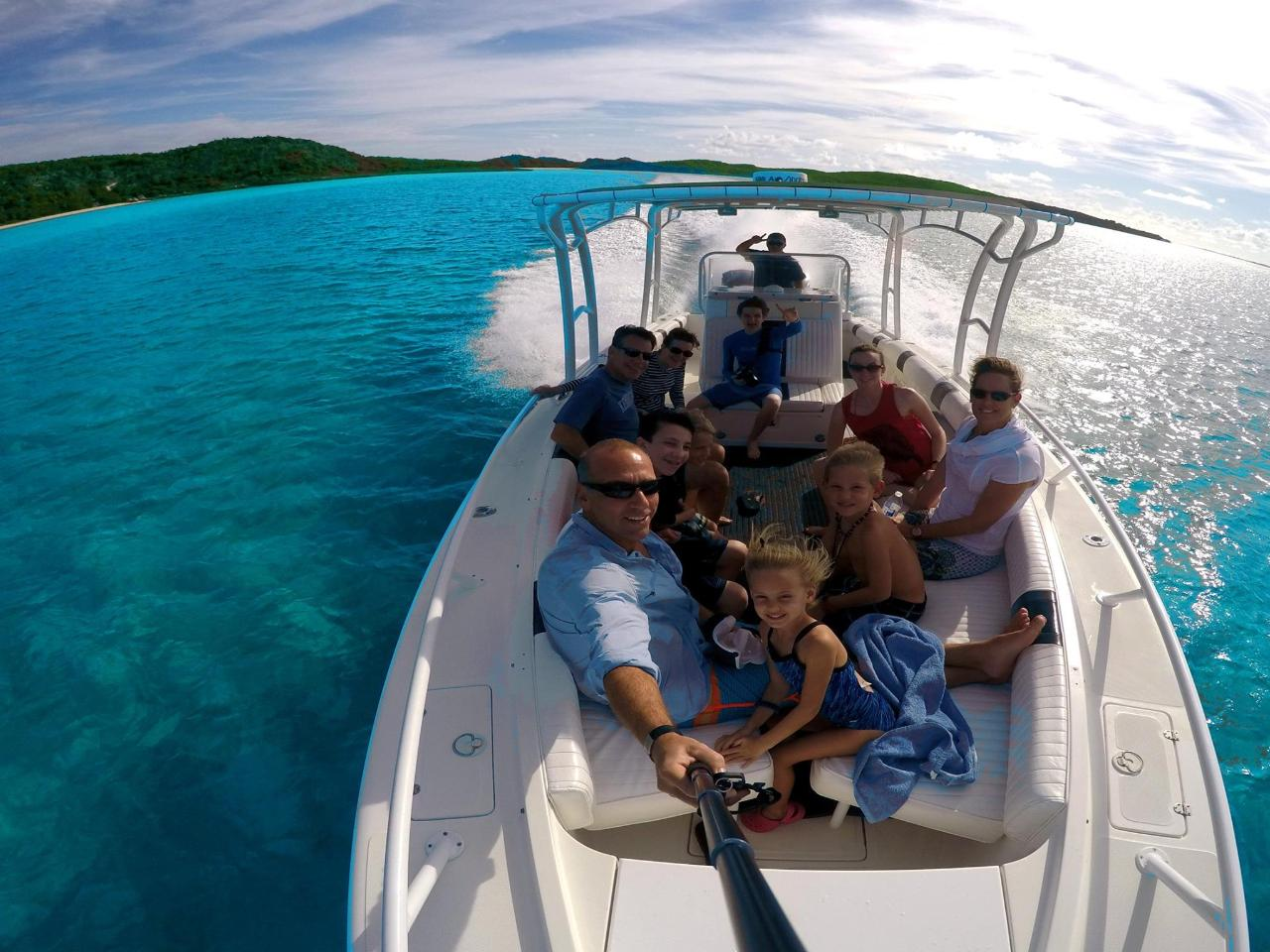 Private Charter - Full Day