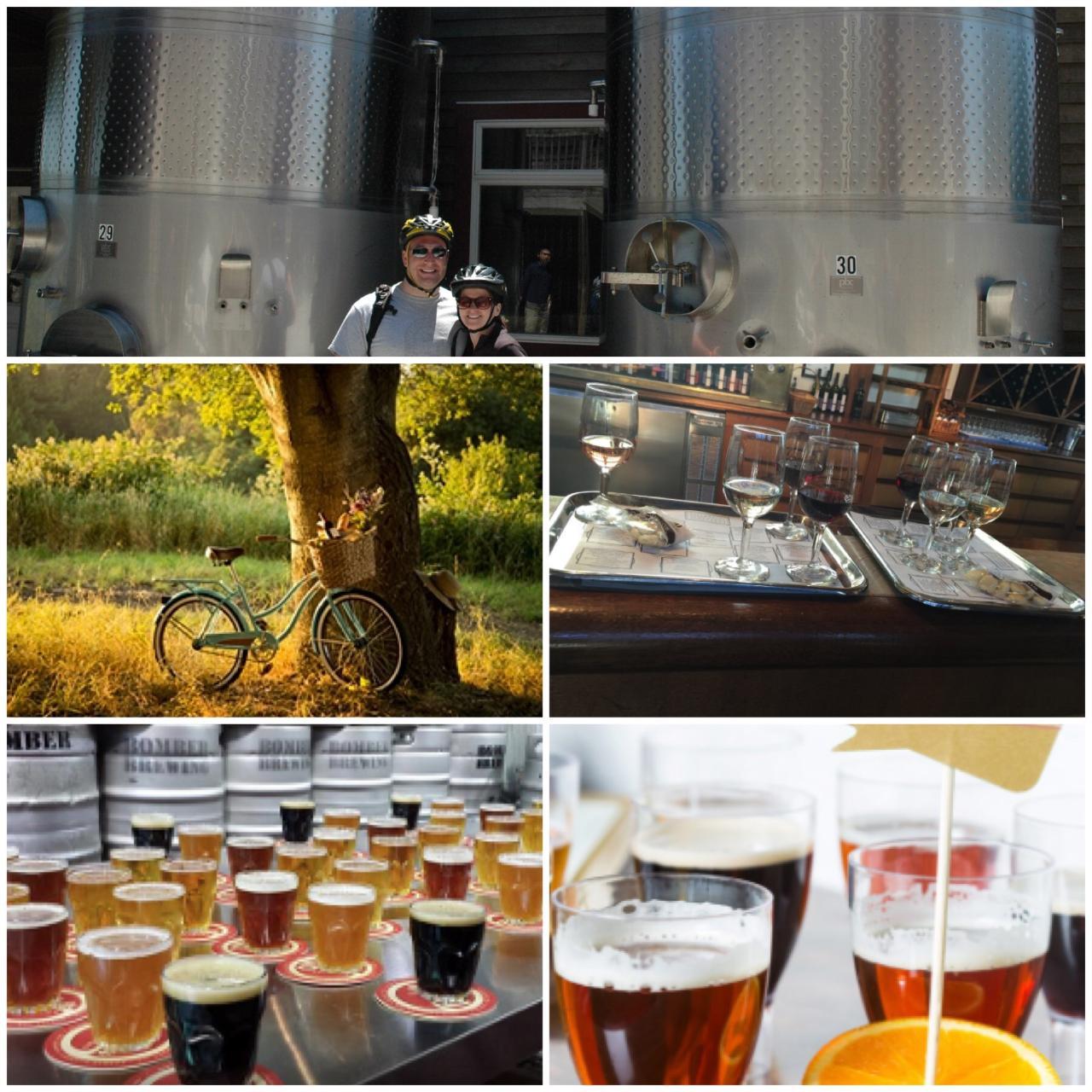 Brewery & Vineyard Signature Tour