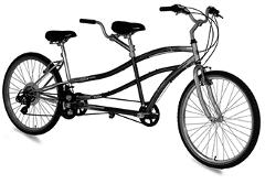 SELF-GUIDED BICYCLE TOUR (TANDEM BIKE)