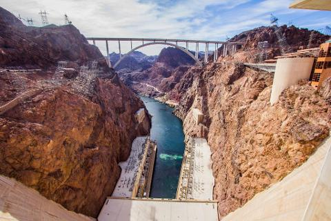Hoover Dam Express Luxury Bus Tour