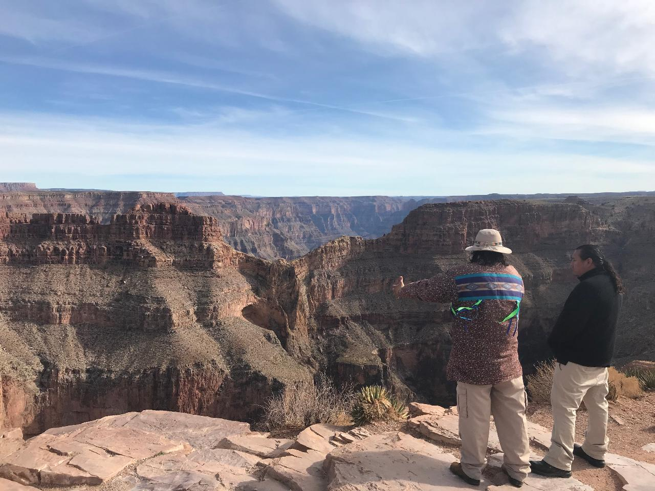 Grand Canyon West Luxury Bus Tour With Skywalk Ticket photo 9