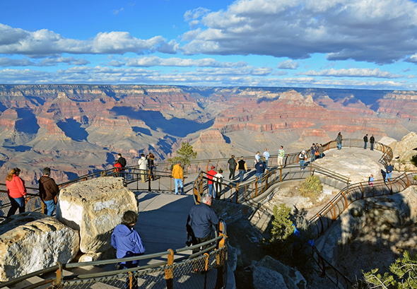 Grand Canyon National Park Luxury Bus Tour photo 1