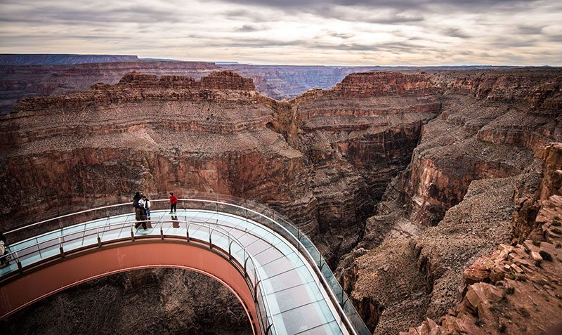 Grand Canyon West Luxury Bus Tour With Skywalk Ticket photo 10