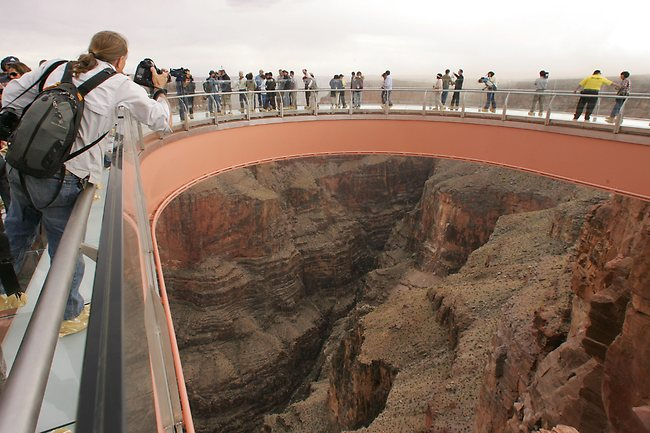 Grand Canyon West Luxury Bus Tour With Skywalk Ticket photo 1