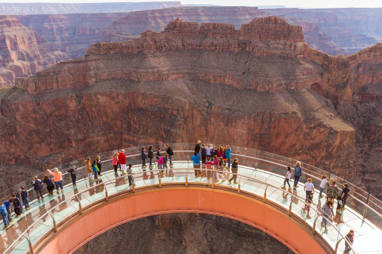 Grand Canyon West Small Group Tour photo 9