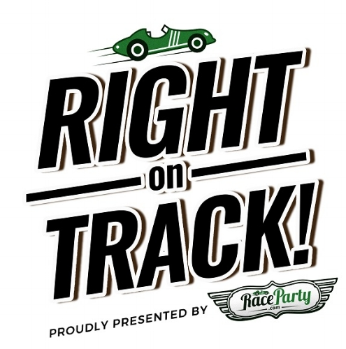 Right on Track Charity Event sessions