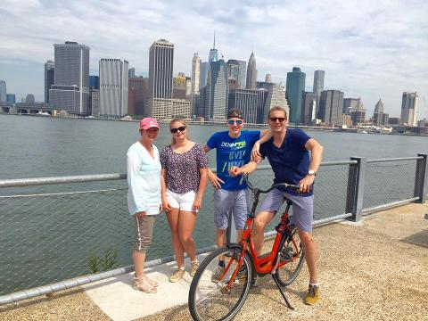 Brooklyn tour, 3 hours (Dutch or English)