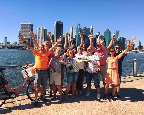 Brooklyn/Manhattan tour (English)