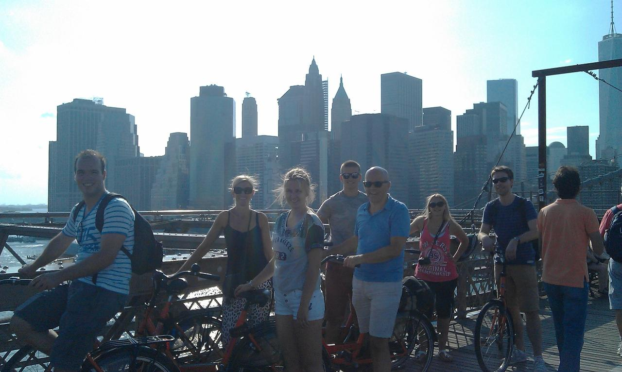 Brooklyn Tour, 4 hours (Dutch or English)