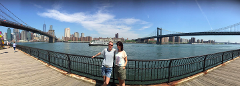 Day Tour (Brooklyn, Manhattan & Staten Island) (Dutch)