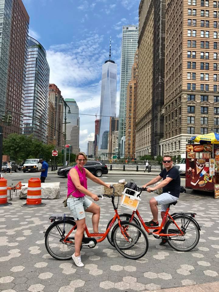 Brooklyn/Manhattan Tour (Eng) Southern Route- July and August