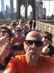 Bikelyn tour through Brooklyn