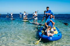 Stand Up Paddling Lesson - 9 and 10:30 am