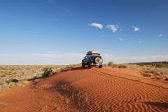 Simpson Desert Crossing and Red Centre