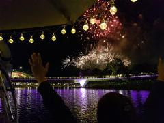 NYE 2018 Main Firework cruise for max 10 people   2 hrs 10.30pm-12.30am