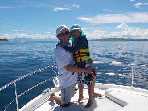 Treasure Island Fiji Fishing Charters