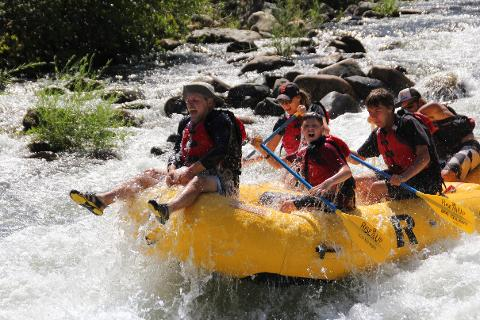 South Fork American River- Lower / Gorge (Half Day)