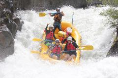 Middle Fork American River 1-day Whitewater Tour