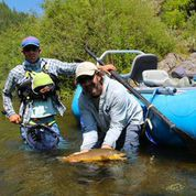South Fork American 1-Day Guided Fly Fishing Tour (for 1 or 2 guests)
