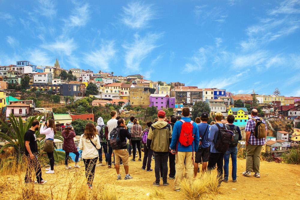 Full Day Valparaíso Walking Tour // Tour Caminando Valparaíso Día Completo