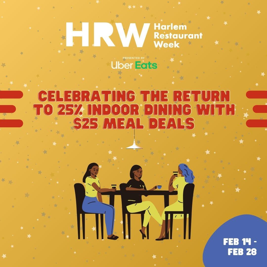 Virtual Harlem Restaurant Week Walking Tour