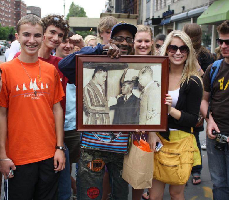 General Harlem History Walking Tour