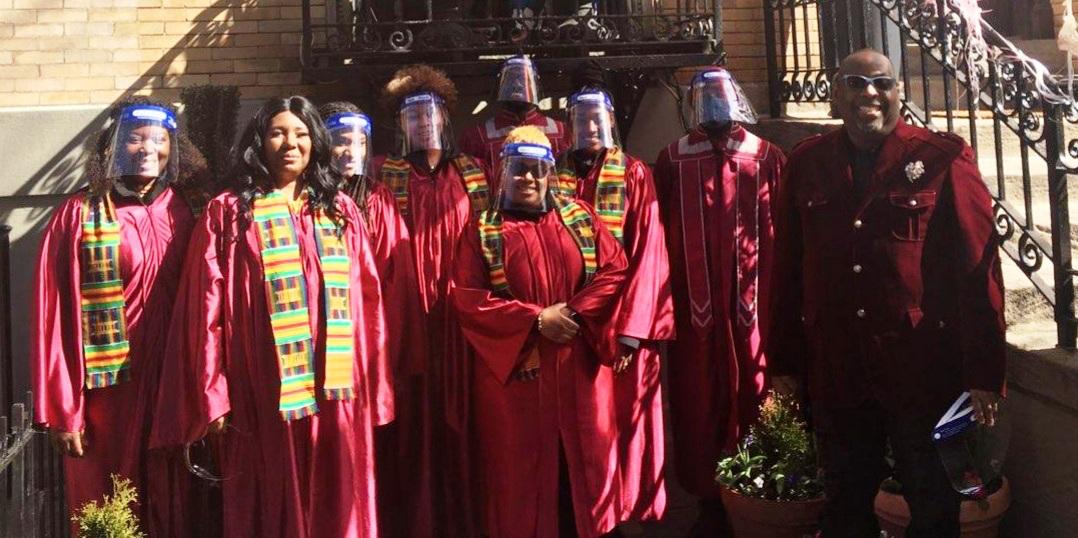 Harlem Heritage Gospel Pop Up