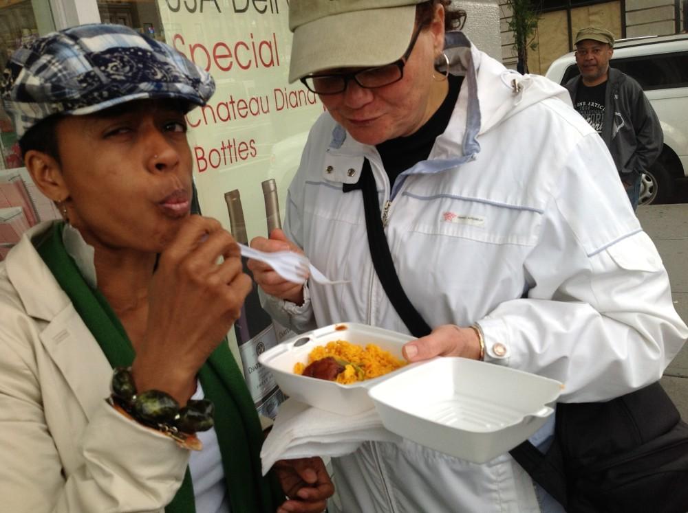 Harlem Heritage Food Walking Tour