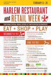 Harlem Restaurant and Retail Week Multimedia Walking Tour